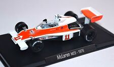 MCLAREN M23 JAMES HUNT 1976 1:43 MODEL LEGENDS FORMULA 1 NEW F114 OPEN