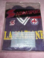 ABM maglia Fiorentina LA NAZIONE 1990/1991 taglia M L/S con busta originale