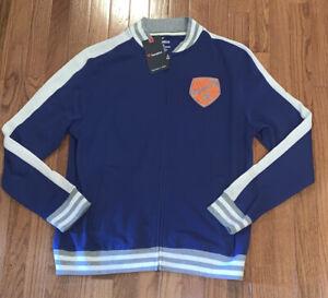 Men's Cincinnati FC Fanatics  Varsity Full-Zip Jacket NWT Medium M