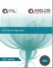 ITIL Service Operation 2011 Edition-ExLibrary