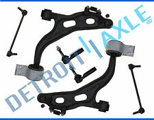 New 6pc Complete Front Suspension Kit for Ford Taurus Flex and Lincoln MKS MKT