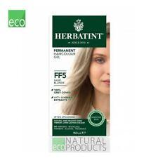 Herbatint Natural Hair Colour Sand Blonde FF5 150ml