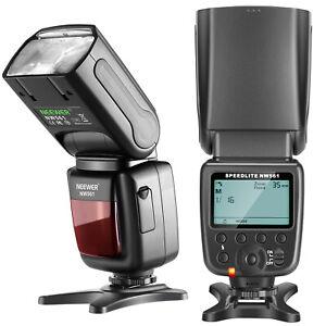 Neewer NW-561 Speedlite Flash for Canon EOS 700D 650D Nikon D7200 D7100 D7000