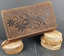 Damen Börse Geldbörse Portemonnaie Geldbeutel Gross Leder Brieftasche Harold`s
