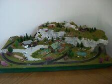 Diorama Sägewerk Spur N