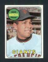 1969 Topps #370 Juan Marichal EXMT+ Giants 125101