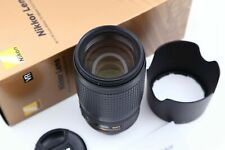 Nikon AF-S NIKKOR 70–300mm f/4.5–5.6G ED VR