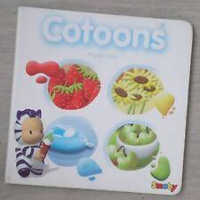 Cotoons Punky color livre en petit format en carton