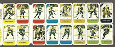 1982-83 Post Canada Redemption Team Panel, L.A.Kings, Marcel Dionne, Dave Taylor