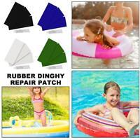 Inflatable Kayak Boat/Rubber Dinghy Waterproof PVC Repair Patch Paste Tool