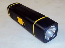 Johnlite Emergency Flashlight w/Flashing Amber Lens & Magnetic Mount ~ JML 1113