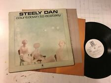 1973 STEELY DAN COUNTDOWN TO ECSTASY original ABCX-779 wlp rare vinyl PROMO lp!
