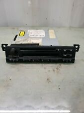 BMW OEM E46 3 SERIES BUSINESS CD PLAYER RADIO HEAD UNIT 6512 - 6909882