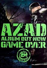 AZAD POSTER GAME OVER