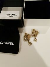 Chanel Authentic 100% original Chanel clip on earrings