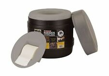 Reliance Products Hassock Portable Lightweight Self-Contained Toilet Colors Vary