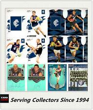2010 Select AFL Prestige Draft Pick Signature Card Dp15 Christian Howard