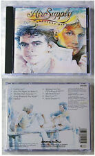 AIR SUPPLY Greatest Hits .. Arista CD