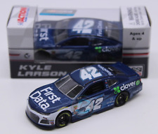 NASCAR 2018 KYLE LARSON #42 FIRST DATA 1/64 DIECAST CAR