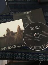 First Aid Kit The Lions Roar Cd No Case