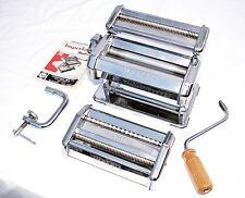 Vitantonio Imperia-SP150 Tippo Luso Deluxe Pasta Maker w/Manual Made in Italy