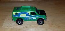 Vintage Hot Wheels Baja Breaker Green Van 1977