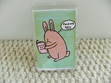 Watership Down Bunny Rabbit Magnet