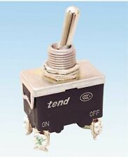 T5R-12A TOGGLE SWITCH ON-ON (SPRING RETURN/TAB TERMINAL)