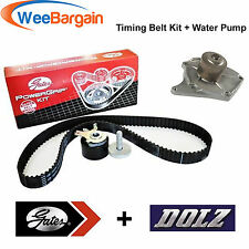 RENAULT Clio II Megane II Scenic II 1.5 dCi Timing/Cam Belt Kit & Water Pump