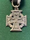 IMPERIAL  PRUSSIA. Miniature IRON Cross ,III Model- 1914. Ag, Silver, .900.