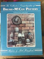 Collectors Encyclopedia Of Brush McCoy Pottery Huxford 1996