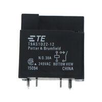 1Pcs original T9AS1D22-12 30A 240VAC 30 amps 240 volts 4 pins TE relay  BRPJ