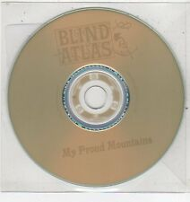 (ET455) Blind Atlas, My Proud Mountains - DJ CD