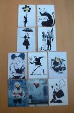 Banksy Mini (up to 6in.) Art Prints