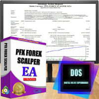 EA PFX Forex Scalper reliable and profitable for MT4