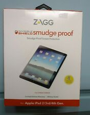 ZAGG Invisible Shield Smudge-Proof Screen Protector (Apple iPad 2/3rd/4th Gen.)