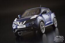 [First43 1/43] Nissan JUKE 2015 Azurite Blue F43-047