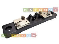 FL-2 75mV @ 20A 0,5% 3,75mOhm DC Current Shunt Resistor for Ampere Panel Meter