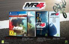 MOTO RACER 4 DELUXE EDITION PS4 ESPAÑOL NUEVO PRECINTADO CASTELLANO VR