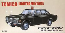 Tomy Tomica Shop Original Tomica Limited Vintage Toyopet Crown unmarked car 1:64