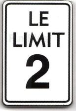 Disney Trade City, USA Road Signs LE Limit 2 Pin
