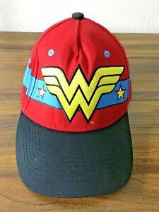 DC Comics Wonder Woman Battel Armor Symbol adjustable Baseball Cap