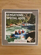 Smartbox - Sensations - Spécial ado - Neuve