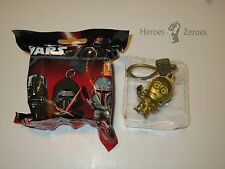 Star Wars Character Bag Clip Series 1 C-3PO Droid Backpack Clip