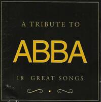 Abbaration - A Tribute To Abba (2000 CD Album)