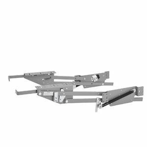 Rev-A-Shelf RAS-ML-HDCR Heavy Duty Kitchen Appliance Lift Assist Mechanism, Zinc