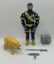 Black Major Custom Snake Eyes Cobra Spyware Invasor With Wolf