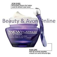 Avon Anew PLATINUM Eye & Lip Cream ~ NEW & SEALED   **Beauty & Avon Online**