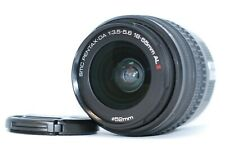 [NEAR MINT] Pentax SMC PENTAX DA 18-55mm F3.5-5.6 AL W/ Hood Lens From Japan