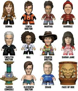 """TITANS DOCTOR WHO 3"""" VINYL FIGURE - CHOOSE YOUR FIGURE -WAVE 11 PARTNERS IN TIME"""